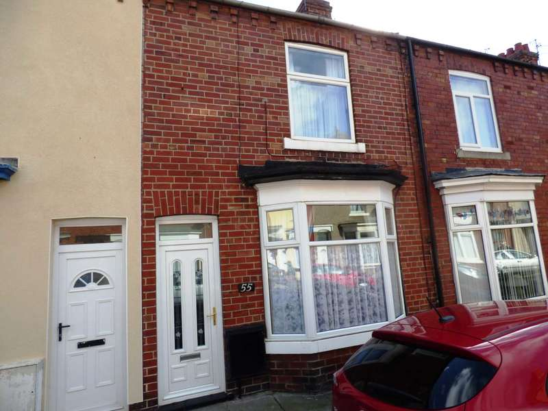 2 Bedrooms Terraced House for sale in Muriel Street, Redcar