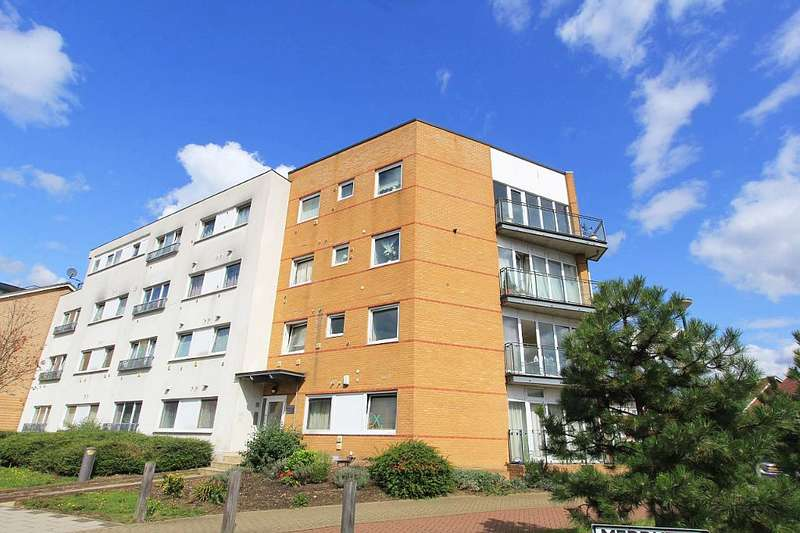 2 Bedrooms Apartment Flat for sale in Trident House, Merbury Road, London, London, SE28 0NB