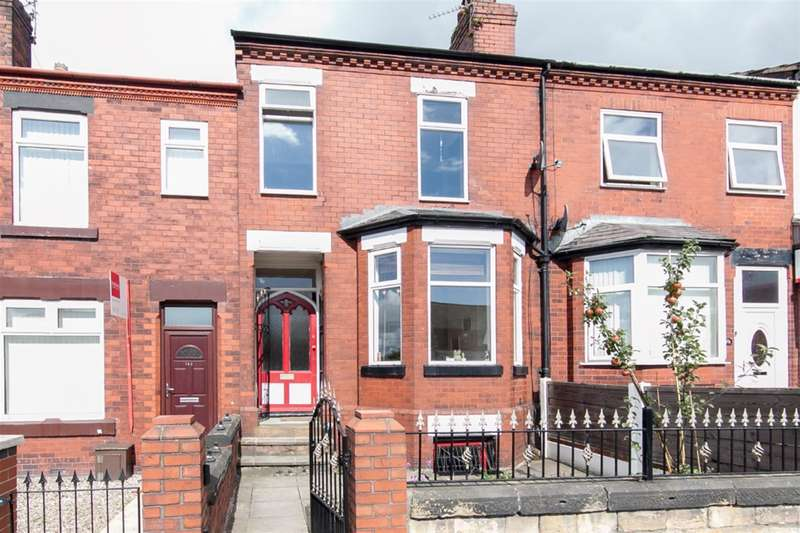 3 Bedrooms Terraced House for sale in Manchester Road, Swinton, Manchester, M27 9GW
