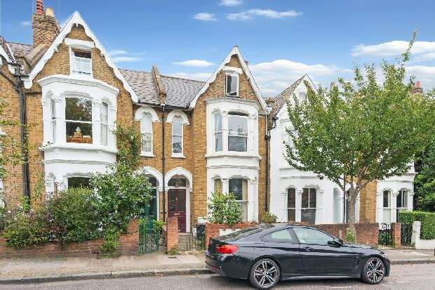 4 Bedrooms Flat for sale in Bickerton Road, St Johns Grove Conservation Area, N19