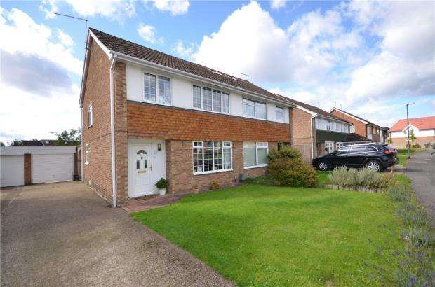 4 Bedrooms Semi Detached House for sale in Gorse Road, Cookham, Berkshire