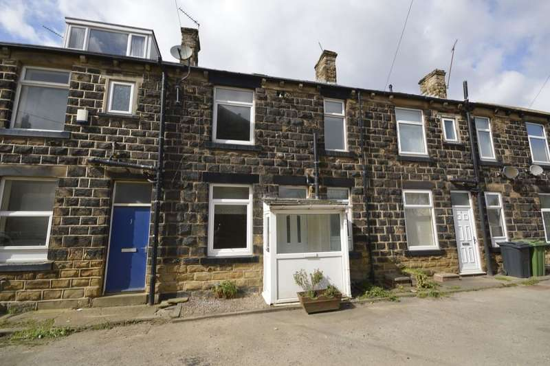 2 Bedrooms Property for sale in Hembrigg Terrace, Morley, Leeds, LS27