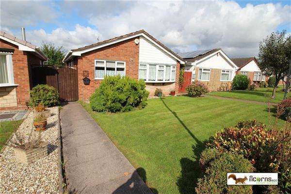 3 Bedrooms Bungalow for sale in St Thomas Close, Aldridge