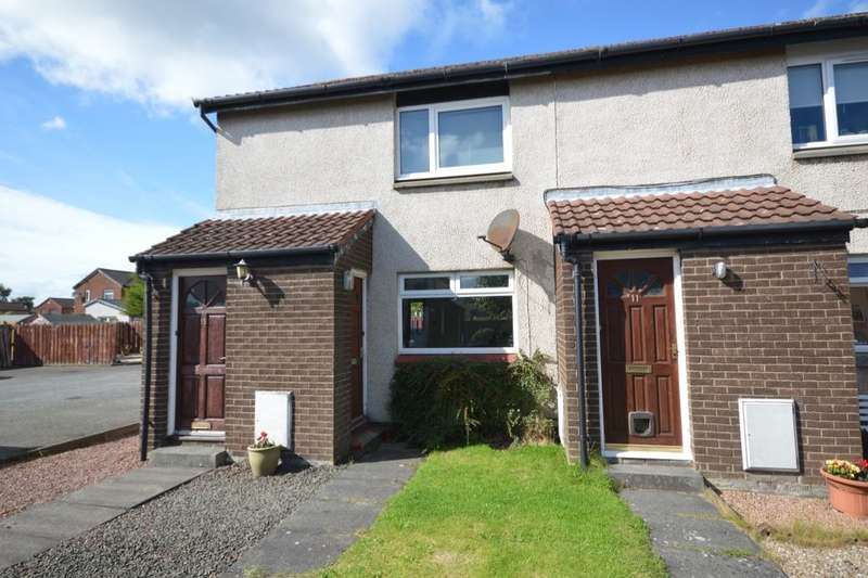 1 Bedroom Flat for sale in Cameron Place, Carron, Falkirk, FK2