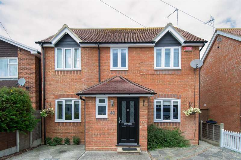 5 Bedrooms Detached House for sale in Grimshill Road, Whitstable