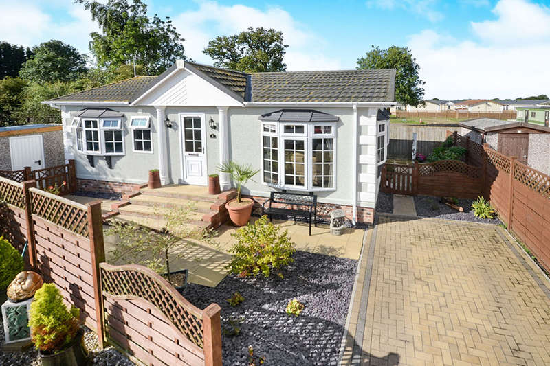 2 Bedrooms Detached House for sale in Elm Avenue, Acaster Malbis, York, YO23