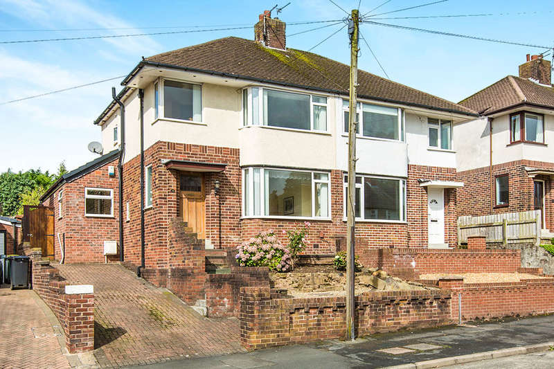 3 Bedrooms Semi Detached House for sale in Winmarleigh Road, Ashton-On-Ribble, Preston, PR2