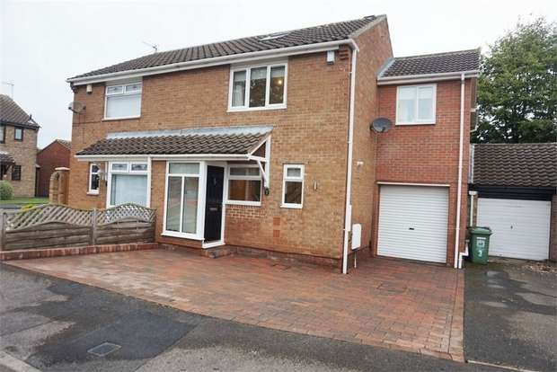 3 Bedrooms Semi Detached House for sale in Mildenhall Close, Hartlepool, Durham