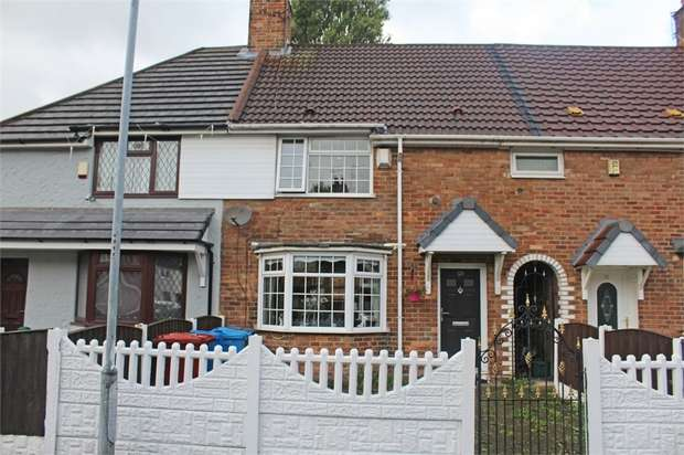 3 Bedrooms Terraced House for sale in Hazel Road, Liverpool, Merseyside