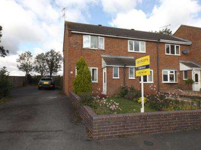 1 Bedroom End Of Terrace House for sale in Long Grey, Fleckney, Leicester, Leicestershire