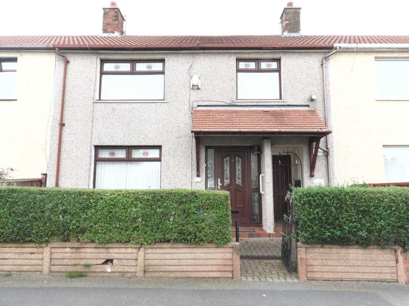 3 Bedrooms Terraced House for sale in Corbet Close, Kirkby