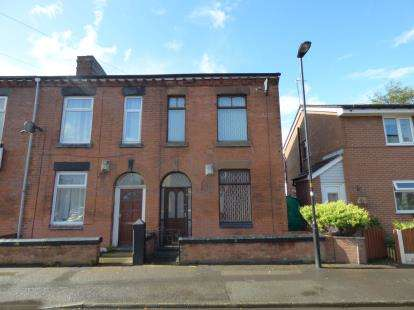 2 Bedrooms End Of Terrace House for sale in Pole Lane, Failsworth, Manchester, Greater Manchester