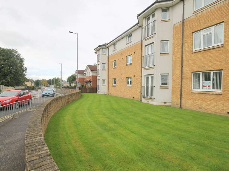 2 Bedrooms Flat for sale in 35 Devine Court, Wishaw, ML2 7ES