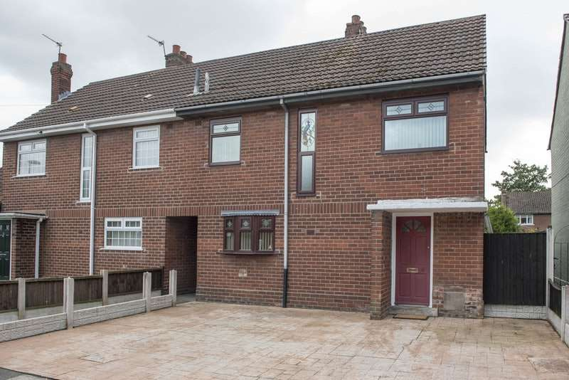 3 Bedrooms Semi Detached House for sale in Frank Street, Widnes, Cheshire, WA8