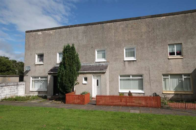 3 Bedrooms Terraced House for sale in Spruce Road, Abronhill, Cumbernauld