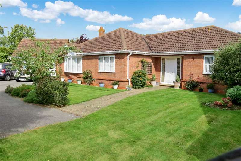 3 Bedrooms Detached Bungalow for sale in Kime Close, Folkingham