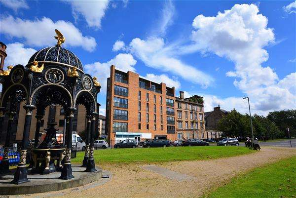 2 Bedrooms Flat for sale in Greenhead St , Glasgow Green, G40
