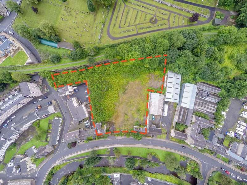 Bungalow for sale in Development Site, 1/4 Slitrig Crescent Hawick , TD9 0EN