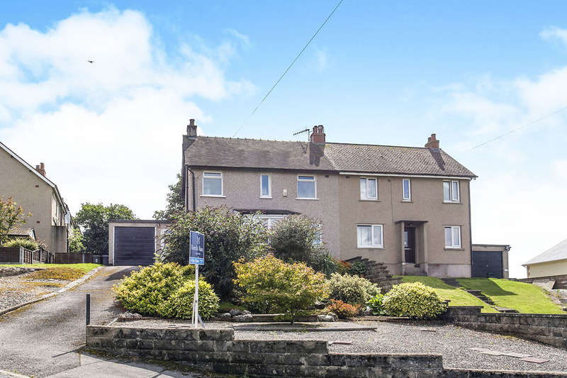 3 Bedrooms Semi Detached House for sale in Church Brow, Bolton Le Sands, Carnforth, LA5