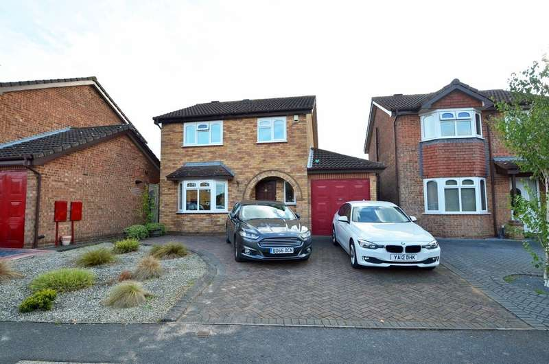 4 Bedrooms House for sale in Mulberry Road, Bilton, Rugby