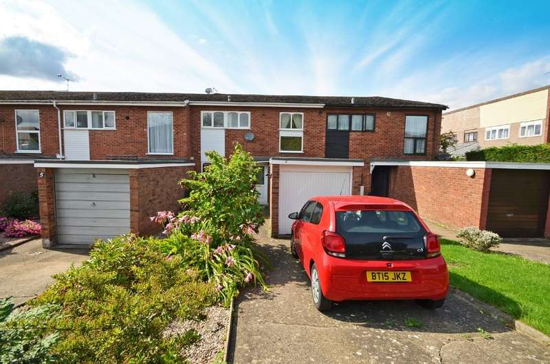 3 Bedrooms House for sale in Don Cerce Close, Dunchurch, Rugby