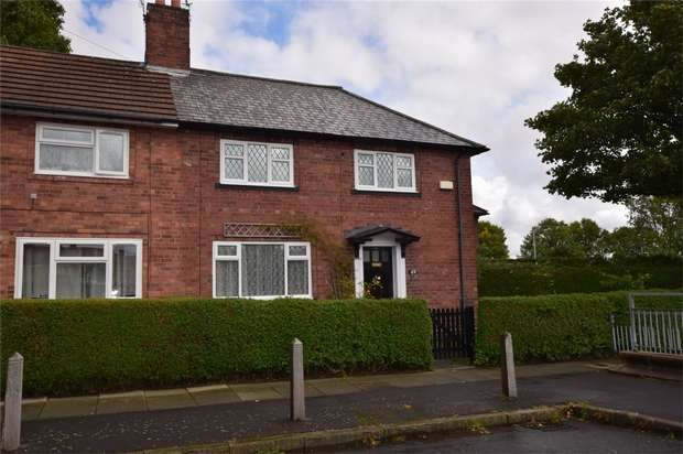 3 Bedrooms Semi Detached House for rent in Beaconsfield Road, Wirral, Merseyside