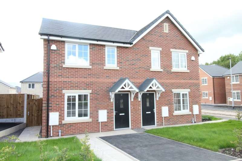 2 Bedrooms Semi Detached House for sale in Eardley, Congleton, CW12