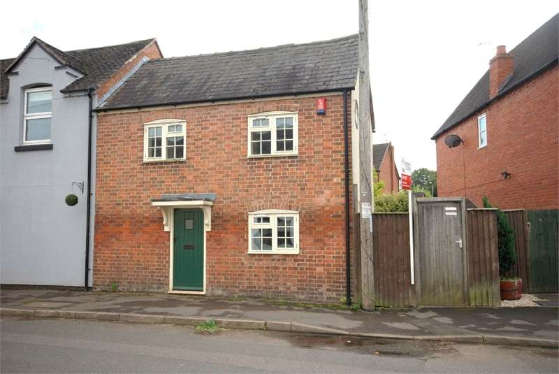 2 Bedrooms End Of Terrace House for sale in Lutterworth Road, Pailton, RUGBY, Warwickshire