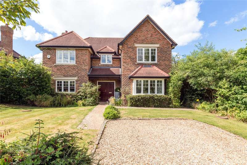 4 Bedrooms Detached House for sale in Yarnells Hill, Oxford, Oxfordshire, OX2