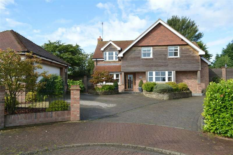 5 Bedrooms Detached House for sale in Spring Field Close, Sigglesthorne, East Riding of Yorkshire