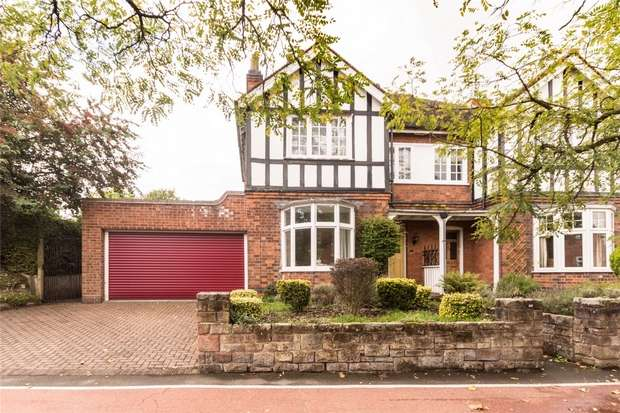4 Bedrooms Semi Detached House for sale in Birmingham Road, Lichfield, Staffordshire
