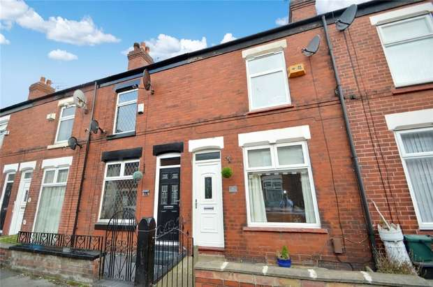 2 Bedrooms Terraced House for sale in Barnsley Street, Offerton, Stockport, Cheshire