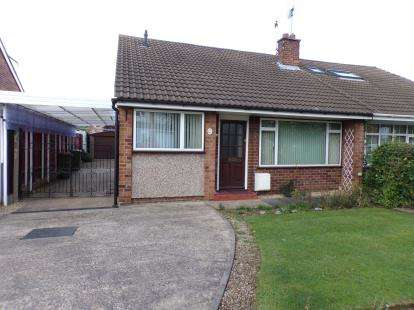 3 Bedrooms Bungalow for sale in Rushmere Walk, Leicester Forest East, Leicester, Leicestershire