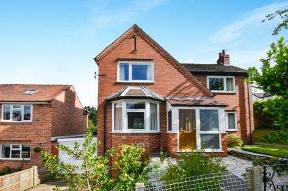 4 Bedrooms Detached House for sale in St Edmunds Avenue, Mansfield Woodhouse, Mansfield, Nottinghamshire