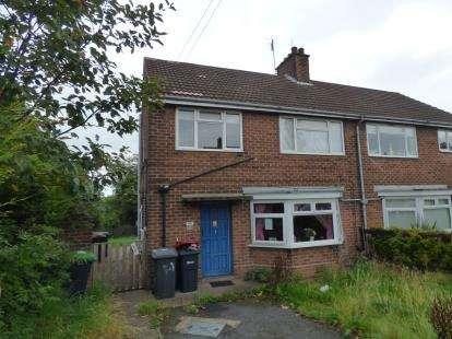 1 Bedroom Maisonette Flat for sale in Ash Grove, Sutton-In-Ashfield, Nottinghamshire