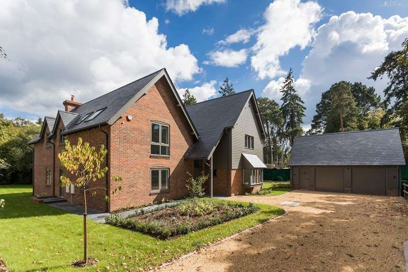 5 Bedrooms Detached House for sale in Forest Park Road, Brockenhurst
