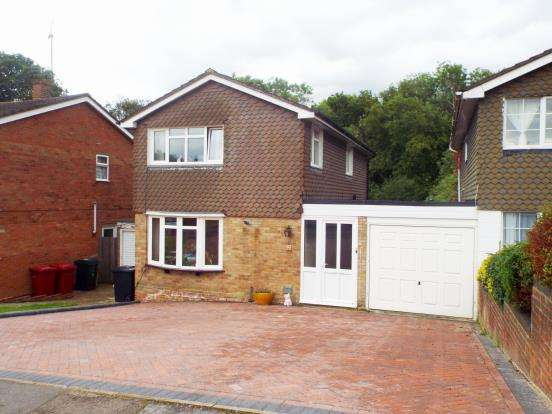 4 Bedrooms Detached House for sale in Tilehurst, Reading, Berkshire