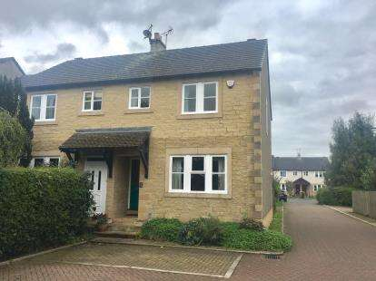 3 Bedrooms Semi Detached House for sale in Airedale, Galgate, Lancaster, Lancashire, LA2