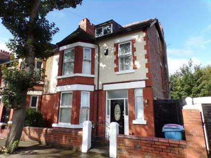 6 Bedrooms Semi Detached House for sale in Caldy Road, Liverpool, Merseyside, L9