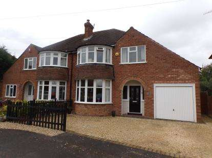 House for sale in Highfield Road, Stratford Upon Avon