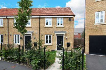 2 Bedrooms Town House for sale in Elter Drive, Doncaster