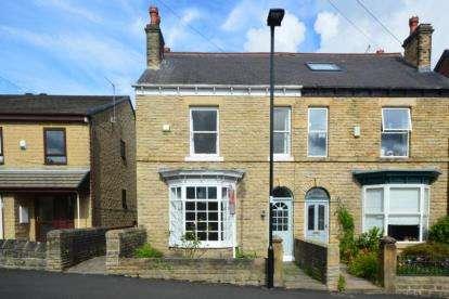 3 Bedrooms Semi Detached House for sale in Langsett Avenue, Wadsley, Sheffield