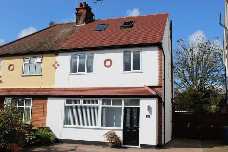 4 Bedrooms Semi Detached House for sale in Manor Road, Barnet