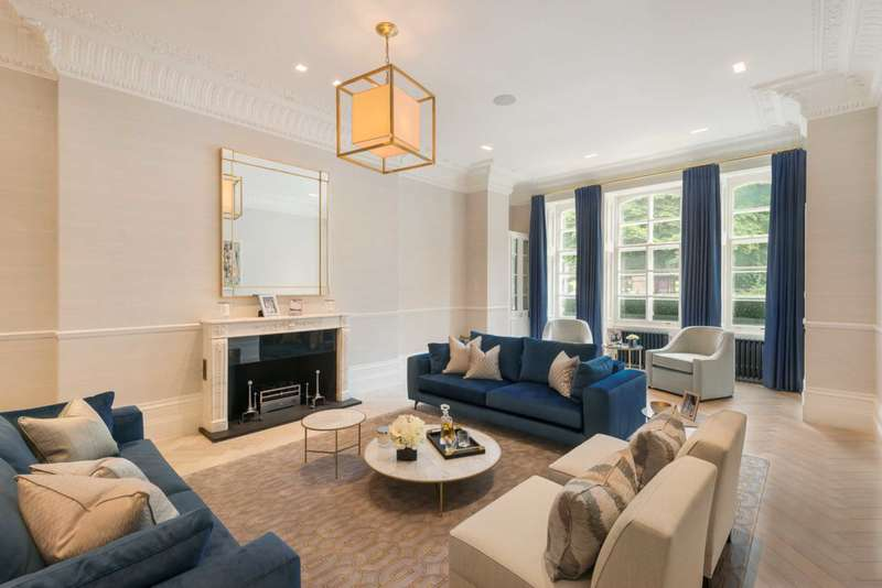 2 Bedrooms Flat for sale in Albert Hall Mansions, Kensington Gore, Knightsbridge, SW7