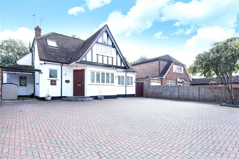 5 Bedrooms Detached House for sale in Rickmansworth Road, Watford, Hertfordshire, WD18