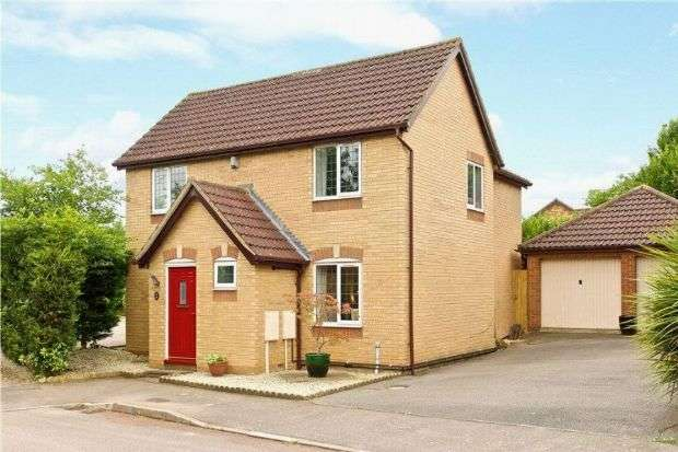 5 Bedrooms Detached House for sale in Faraday Close, Upton, Northampton NN5 4AE
