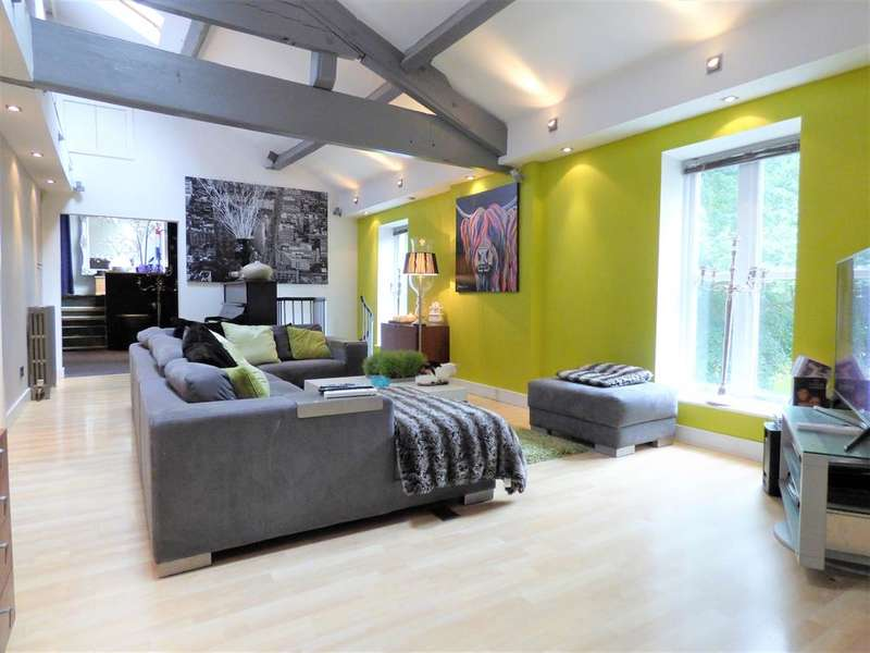 3 Bedrooms Semi Detached House for sale in Raikes Rink, Raikes Road, Skipton