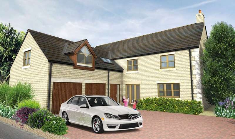 5 Bedrooms Detached House for sale in The Sitwell, Listerdale Court