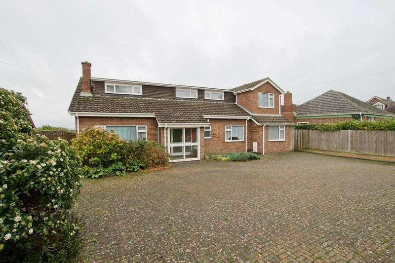 3 Bedrooms Detached House for rent in Common Lane, Titchfield
