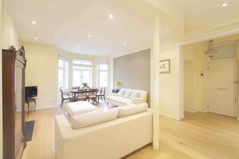 3 Bedrooms Flat for sale in Lauderdale Road, London, London, W9